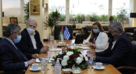 Πρέσβης της Παλαιστίνης  Ο Πρέσβης της Παλαιστίνης ζητά ιατρικό και φαρμακευτικό υλικό photo palaistini 1 275x150