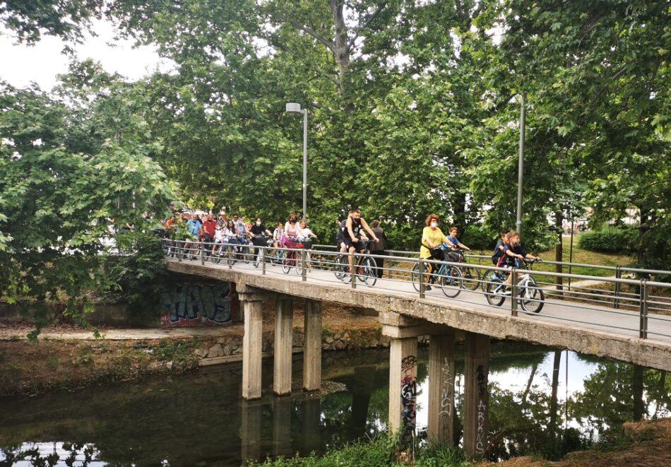 Μεγάλη ποδηλατάδα στα Τρίκαλα για την Παγκόσμια Ημέρα Ποδηλάτου  Μεγάλη ποδηλατάδα στα Τρίκαλα για την Παγκόσμια Ημέρα Ποδηλάτου podilatada 202114 1 950x661