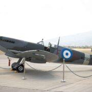 Supermarine Spitfire MJ755  Τελετή Άφιξης του Αεροσκάφους Supermarine Spitfire MJ755 της ΠΑ tn 15 180x180