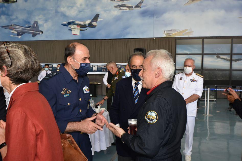 Τελετή Άφιξης του Αεροσκάφους Supermarine Spitfire MJ755 της ΠΑ tn DSC 5137