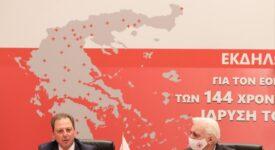Σπήλιος Λιβανός: Πολύτιμο το έργο του Ελληνικού Ερυθρού Σταυρού  Σπήλιος Λιβανός: Πολύτιμο το έργο του Ελληνικού Ερυθρού Σταυρού ypaat ell