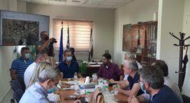 Έκτακτη σύσκεψη στο Δημαρχείο Θηβών μετά την έντονη σεισμική δραστηριότητα  Έκτακτη σύσκεψη στο Δημαρχείο Θηβών μετά την έντονη σεισμική δραστηριότητα                                                                                                                                             275x150