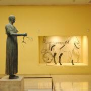 Αρχαιολογικό Μουσείο Δελφών  Ψηφιακά προσβάσιμο το Αρχαιολογικό Μουσείο Δελφών για άτομα με αδυναμία στην κίνηση, στην ακοή και στην όραση                                                      2 180x180