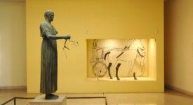 Αρχαιολογικό Μουσείο Δελφών  Ψηφιακά προσβάσιμο το Αρχαιολογικό Μουσείο Δελφών για άτομα με αδυναμία στην κίνηση, στην ακοή και στην όραση                                                      2 275x150