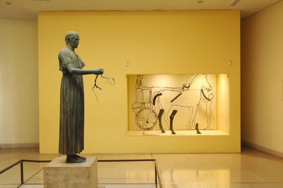 Αρχαιολογικό Μουσείο Δελφών  Ψηφιακά προσβάσιμο το Αρχαιολογικό Μουσείο Δελφών για άτομα με αδυναμία στην κίνηση, στην ακοή και στην όραση                                                      2 950x631