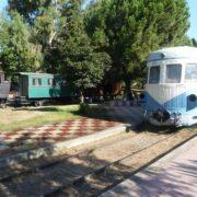 Βαγόνια του Δημοτικού Πάρκου Σιδηροδρόμων σε συλλόγους  Καλαμάτα: Βαγόνια του Δημοτικού Πάρκου Σιδηροδρόμων σε συλλόγους                                                                                                        180x180