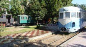 Βαγόνια του Δημοτικού Πάρκου Σιδηροδρόμων σε συλλόγους  Καλαμάτα: Βαγόνια του Δημοτικού Πάρκου Σιδηροδρόμων σε συλλόγους                                                                                                        275x150