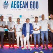 Ολοκληρώθηκε με επιτυχία το Διεθνές Ράλλυ Ιστιοπλοΐας «Aegean 600 2021»                                                  180x180