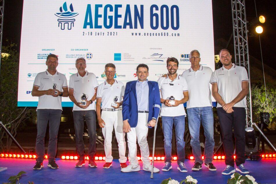 Ολοκληρώθηκε με επιτυχία το Διεθνές Ράλλυ Ιστιοπλοΐας «Aegean 600 2021»                                                  950x634