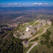Κάστρο Υπάτης  Ξεκινούν έργα βελτίωσης της πρόσβαση στο Κάστρο Υπάτης                           180x180