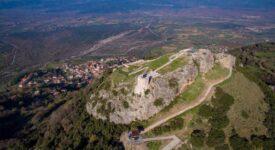 Κάστρο Υπάτης  Ξεκινούν έργα βελτίωσης της πρόσβαση στο Κάστρο Υπάτης                           275x150