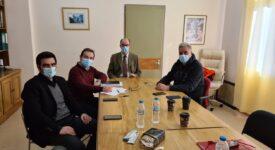 Σύσκεψη με τον Διοικητή της 5ης ΥΠΕ στην Άμφισσα  Σύσκεψη με τον Διοικητή της 5ης ΥΠΕ στην Άμφισσα                       275x150