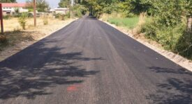 Νέες ασφαλτοστρώσεις σε Τρίκαλα και χωριά τους  Νέες ασφαλτοστρώσεις σε Τρίκαλα και χωριά τους                                                                                        275x150