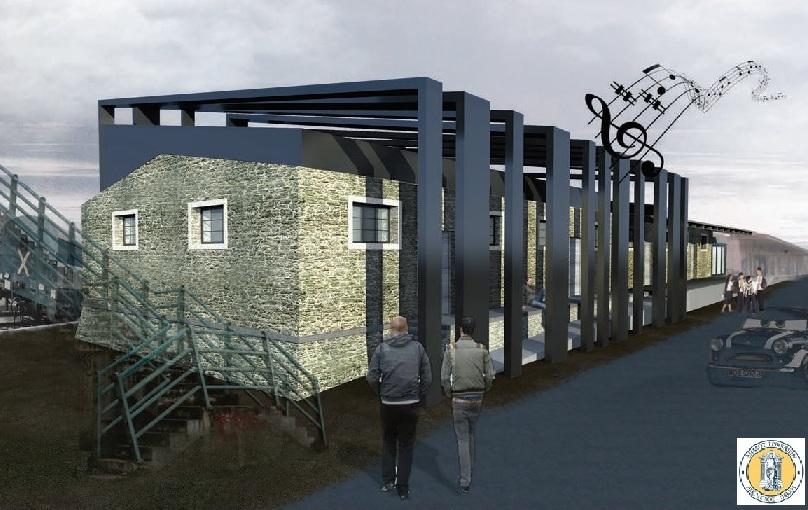 Οι αποθήκες του ΟΣΕ στα Τρίκαλα  Οι αποθήκες του ΟΣΕ στα Τρίκαλα μετατρέπονται σε πολυχώρο τέχνης και πολιτισμού