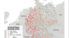 Ποτάμια στη Γερμανία  Ποιο είναι αυτό που πρέπει να συζητηθεί και να αντιμετωπιστεί άμεσα σε σχέση με τις πλημμύρες                                        275x150