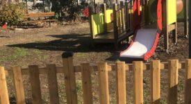 Νέες παιδικές χαρές στο Δήμο Ορχομενού  Νέες παιδικές χαρές στο Δήμο Ορχομενού                        1 275x150