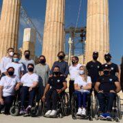 Στην Ακρόπολη η Ελληνική Παραολυμπιακή Ομάδα  Στην Ακρόπολη η Ελληνική Παραολυμπιακή Ομάδα                                                                                     180x180