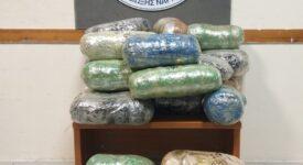 Συλλήψεις διακινητών κάνναβης στη Θεσπρωτία  Συλλήψεις διακινητών κάνναβης στη Θεσπρωτία                                                                                    275x150