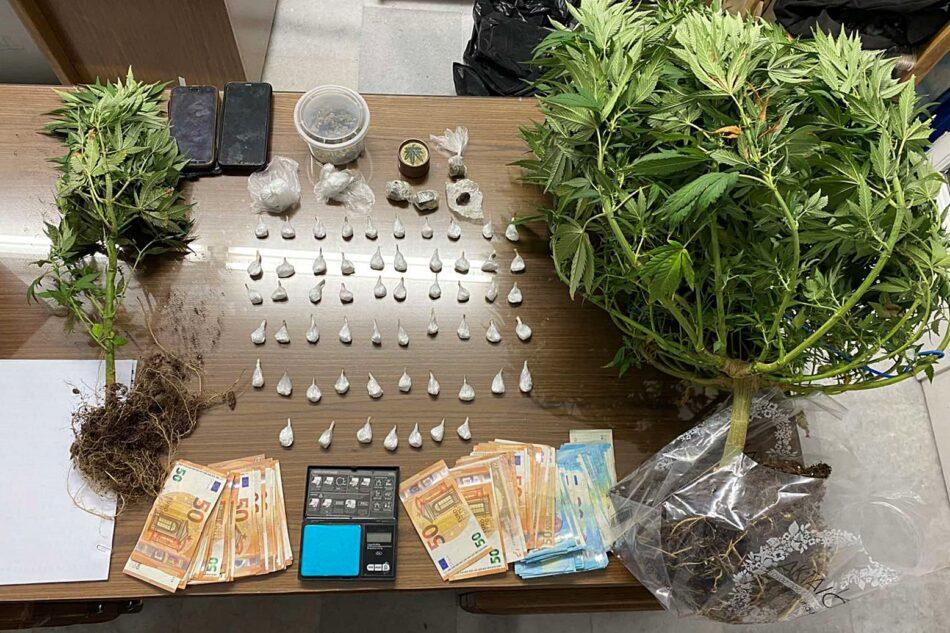 Συλλήψεις καλλιεργητών ναρκωτικών στην Αμοργό  Συλλήψεις καλλιεργητών ναρκωτικών στην Αμοργό                                                                                        950x633