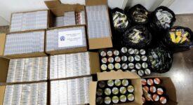 Συλλήψεις στην Ξάνθη για παράβαση της νομοθεσίας περί εθνικού τελωνειακού κώδικα  Συλλήψεις στην Ξάνθη για παράβαση της νομοθεσίας περί εθνικού τελωνειακού κώδικα                                                                                                                                                        275x150