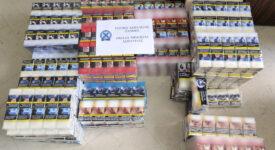 Σύλληψη στην Ξάνθη για παράβαση του τελωνειακού κώδικα  Σύλληψη στην Ξάνθη για παράβαση του τελωνειακού κώδικα                                                                                                       275x150