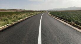 Προς ολοκλήρωση η αγροτική οδοποιία της Κοινότητας Καπαρελλίου  Προς ολοκλήρωση η αγροτική οδοποιία της Κοινότητας Καπαρελλίου                                              275x150