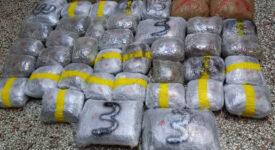 Συλλήψεις στην Κοζάνη για διακίνηση μεγάλης ποσότητας ακατέργαστης κάνναβης  Συλλήψεις στην Κοζάνη για διακίνηση μεγάλης ποσότητας ακατέργαστης κάνναβης 14072021narkotikakastoria001 275x150