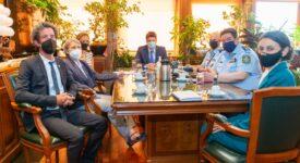 Συνάντηση του Αρχηγού της ΕΛ.ΑΣ. με αντιπροσωπεία της Διεθνούς Επιτροπής του Ερυθρού Σταυρού  Συνάντηση του Αρχηγού της ΕΛ.ΑΣ. με αντιπροσωπεία της Διεθνούς Επιτροπής του Ερυθρού Σταυρού 20072021arxigossinantisi 275x150