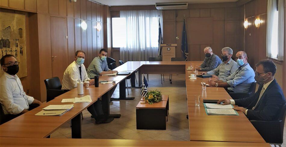 Συνάντηση Λιβανού με Παναιγιάλειo Ένωση για το πρόβλημα αποθεμάτων σταφίδας  Συνάντηση Λιβανού με Παναιγιάλειo Ένωση για το πρόβλημα αποθεμάτων σταφίδας 20210716 155552 950x491
