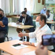 Σπήλιος Λιβανός: Προτεραιότητα στην κατάρτιση των αγροτών  Σπήλιος Λιβανός: Προτεραιότητα στην κατάρτιση των αγροτών 4894 180x180