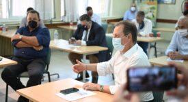 Σπήλιος Λιβανός: Προτεραιότητα στην κατάρτιση των αγροτών  Σπήλιος Λιβανός: Προτεραιότητα στην κατάρτιση των αγροτών 4894 275x150