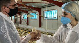 """Φωτεινή Αραμπατζή  Φ. Αραμπατζή: """"Η παραγωγική σύνδεση της επιστήμης με την παράδοση δίνει πολύ μεγάλες δυνατότητες στην κτηνοτροφία"""" ARAMPATZHIOANNINA04 275x150"""