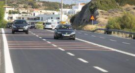 Βελτιώθηκε η οδική ασφάλεια της Λ. Βάρκιζας-Σουνίου στη θέση «Ευκάλυπτα»  Βελτιώθηκε η οδική ασφάλεια της Λ. Βάρκιζας-Σουνίου στη θέση «Ευκάλυπτα» Eykalypta 275x150