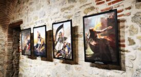 Τρίκαλα: 200 χρόνια ελληνογαλλικής φιλίας σε έκθεση για την Ελληνική Επανάσταση  Τρίκαλα: 200 χρόνια ελληνογαλλικής φιλίας σε έκθεση για την Ελληνική Επανάσταση gallia1 275x150