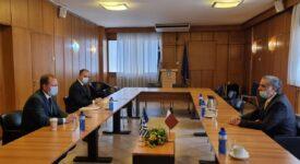 Συνεργασία Ελλάδας-Κατάρ στον αγροδιατροφικό τομέα  Συνεργασία Ελλάδας-Κατάρ στον αγροδιατροφικό τομέα katar  275x150
