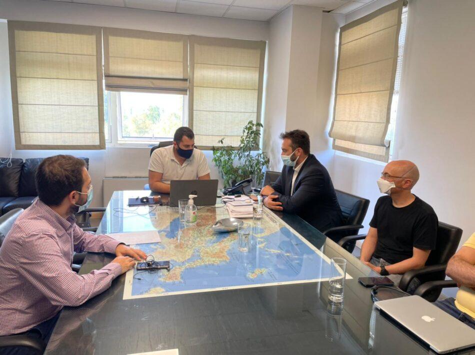 Η Περιφέρεια Στερεάς Ελλάδας προωθεί την ηλεκτροκίνηση  Η Περιφέρεια Στερεάς Ελλάδας προωθεί την ηλεκτροκίνηση meleti sfho 950x711