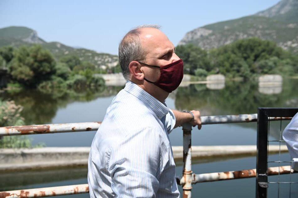 Γ. Οικονόμου: Επίσκεψη σε Ανατολική Μακεδονία και Θράκη  Γ. Οικονόμου: Επίσκεψη σε Ανατολική Μακεδονία και Θράκη photo5 950x633