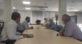Συνάντηση για την αξιοποίηση του ιστορικού «Δημοκρίτου» της Χαλκίδας  Συνάντηση για την αξιοποίηση του ιστορικού «Δημοκρίτου» της Χαλκίδας spanos voytsinos 275x150