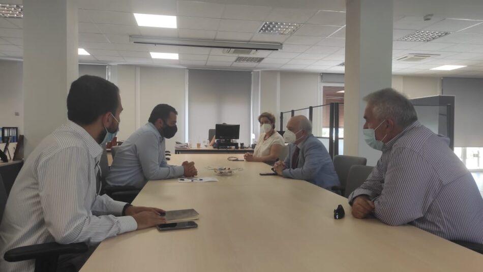 Συνάντηση για την αξιοποίηση του ιστορικού «Δημοκρίτου» της Χαλκίδας  Συνάντηση για την αξιοποίηση του ιστορικού «Δημοκρίτου» της Χαλκίδας spanos voytsinos 950x535