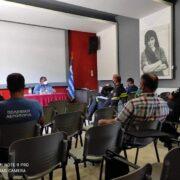 Έκτακτη σύσκεψη με αντικείμενο την πρόληψη και την αντιμετώπιση πυρκαγιών στο Δήμο Διστόμου Αράχωβας Αντίκυρας                               3 180x180