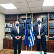 Συνάντηση του Βουλευτή Φωκίδας με τον Υφυπουργό Ανάπτυξης  Συνάντηση του Βουλευτή Φωκίδας με τον Υφυπουργό Ανάπτυξης                                 01 21 180x180