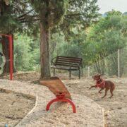 Πάρκο σκύλων με ανακυκλωμένα υλικά στα Τρίκαλα                                                                                        180x180