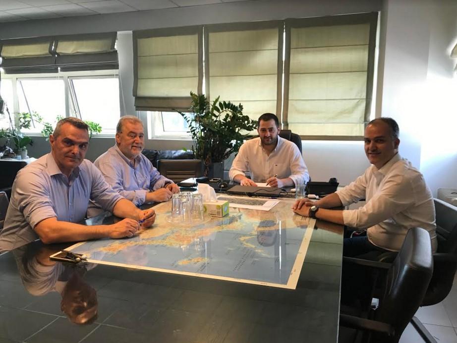 Προγραμματική σύμβαση για τη συνολική ανάπλαση της παραλίας Νέας Αρτάκης