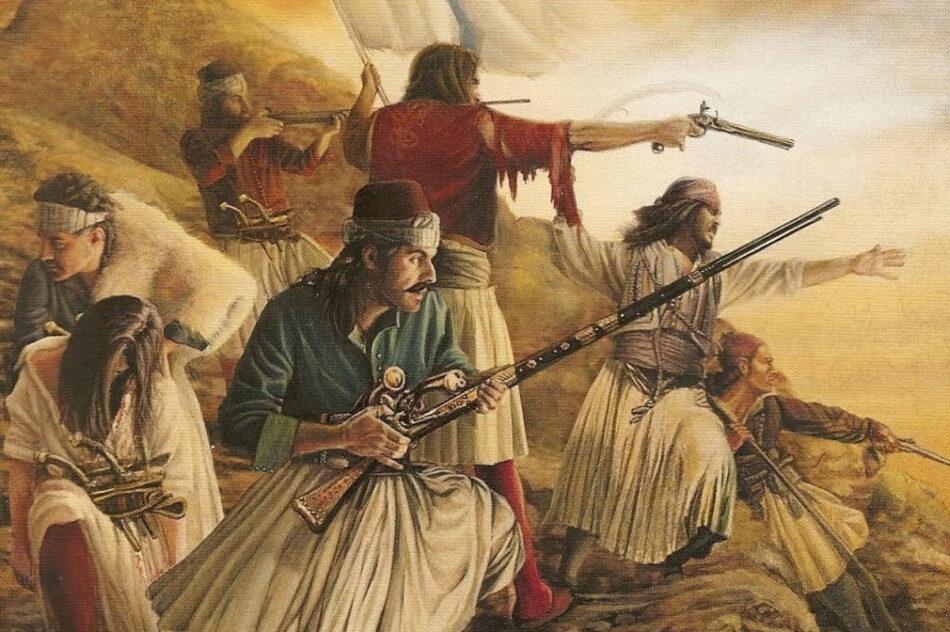 Σερνικάκι: Η προσφορά στην Επανάσταση του 1821                                                                             1821 950x632