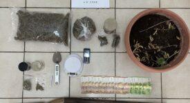 Συνελήφθησαν τρία άτομα για ναρκωτικά στη Λακωνία                                                                                              275x150