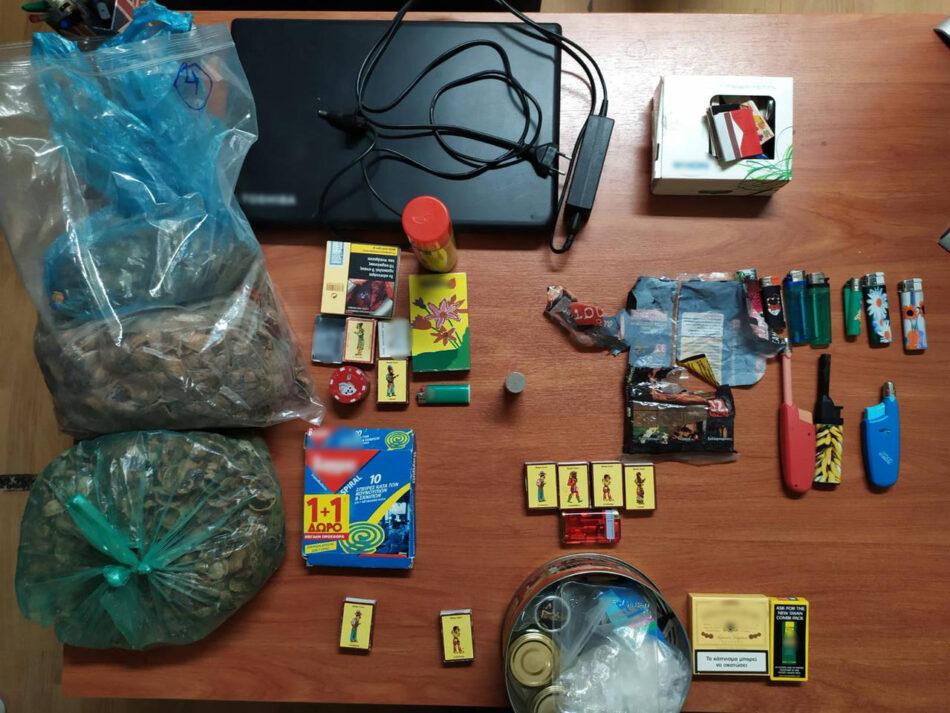 Σύλληψη εμπρηστή στο Κρυονέρι                                                         950x713