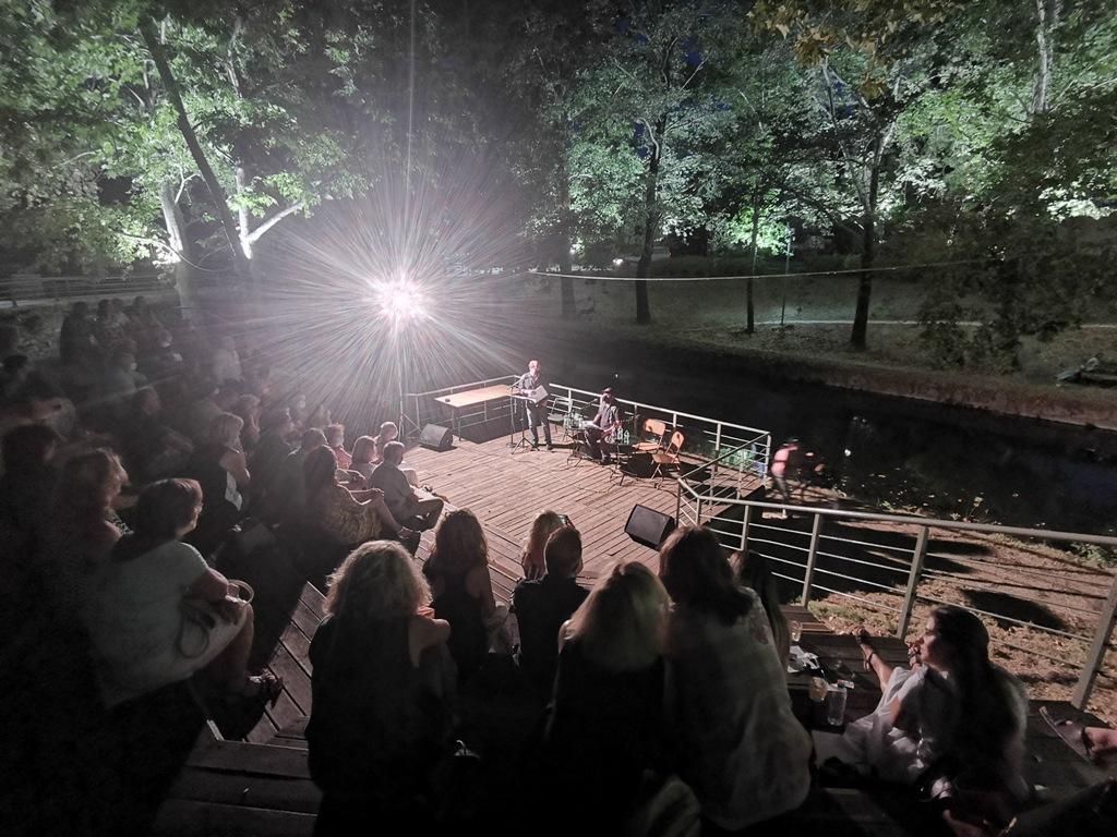 Τρίκαλα: Ποίηση και μαγεία στις όχθες του Ληθαίου festival poiisi13