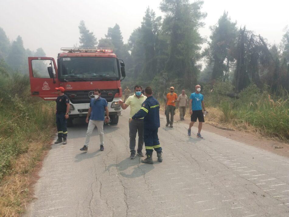 Ξεκίνησε η καταγραφή ζημιών στην Εύβοια pyr09ayg21 950x713