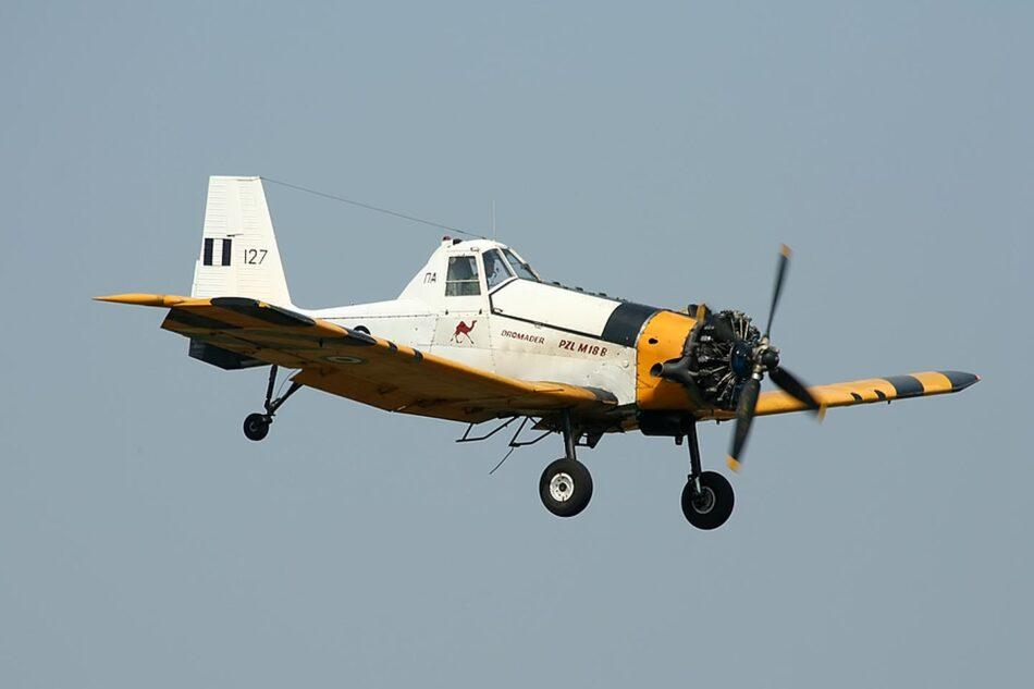 Ατύχημα με Αεροσκάφος PZL της Πολεμικής Αεροπορίας pzl3 950x633