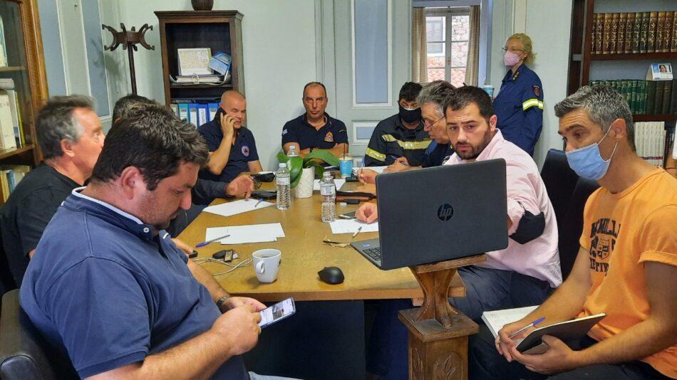 Συνεχίζεται και με εναέρια μέσα η μάχη για την κατάσβεση της πυρκαγιάς στην Εύβοια  Συνεχίζεται και με εναέρια μέσα η μάχη για την κατάσβεση της πυρκαγιάς στην Εύβοια sopp4ayg21 950x534